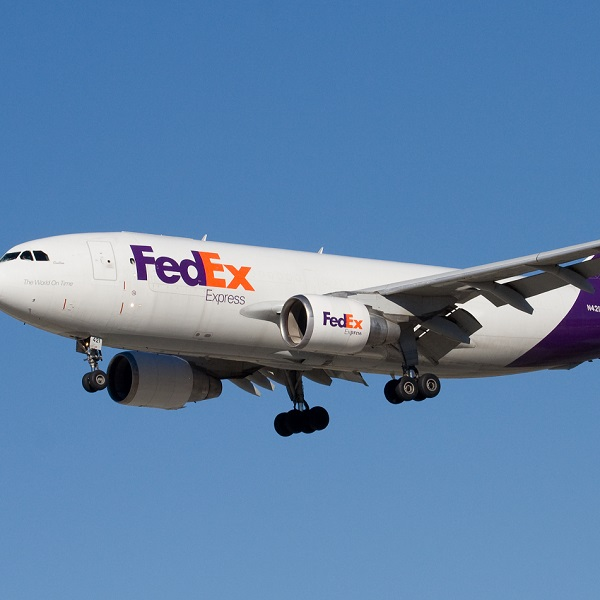 fedex-airplane - 使命感 - 中英物語 ChToEn